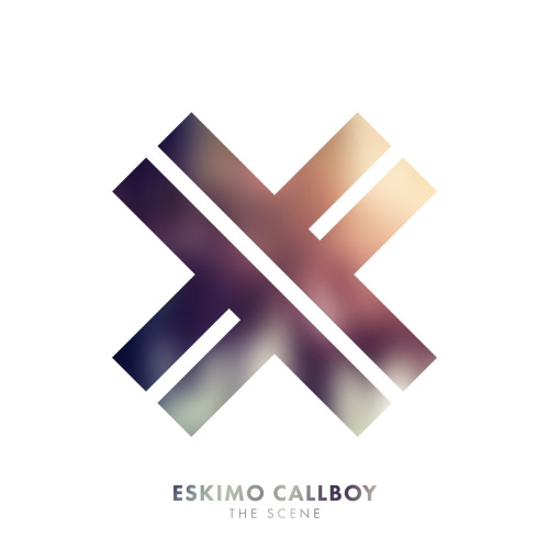 Eskimo Callboy - The Scene Poster (cover)