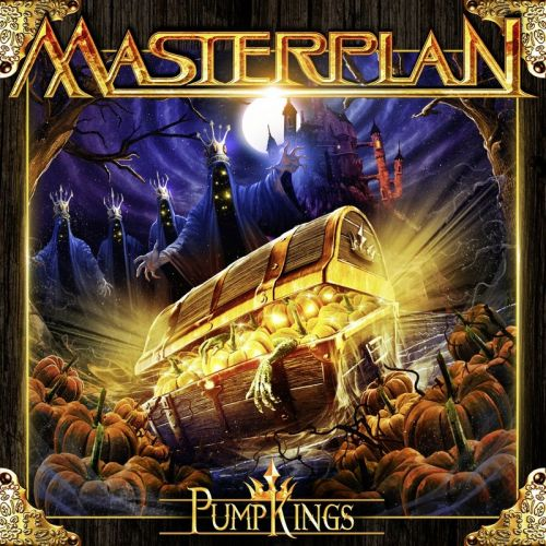 Masterplan - PumpKings cover (poster)