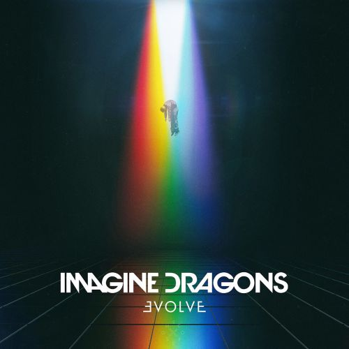 Imagine Dragons - Evolve (Deluxe Edition) cover (poster)