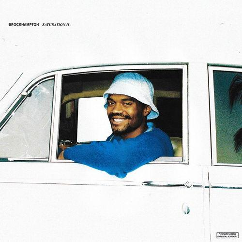 Brockhampton - Saturation II Poster (cover)