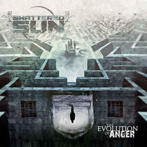 Shattered Sun - The Evolution of Anger Poster (cover)