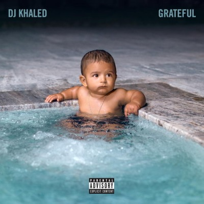 DJ Khaled - Grateful cover (poster)