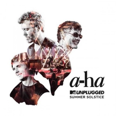 A-Ha - MTV Unplugged: Summer Solstice [Live album] Poster (cover)