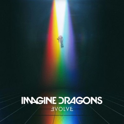 Imagine Dragons - Evolve (Deluxe Edition) Poster (cover)