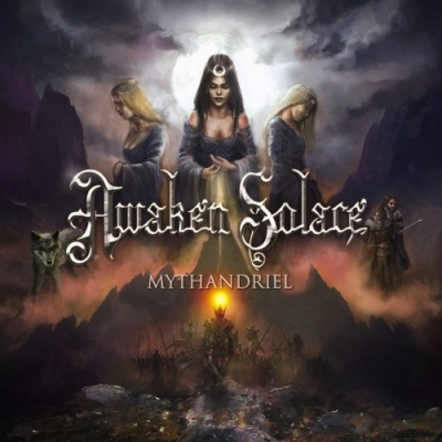 Awaken Solace - Mythandriel (Special Edition) cover (poster)