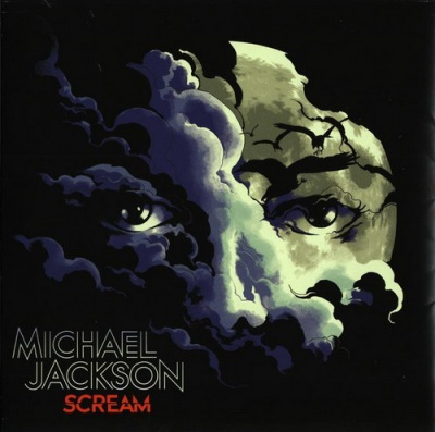 Michael Jackson - Scream Poster (cover)