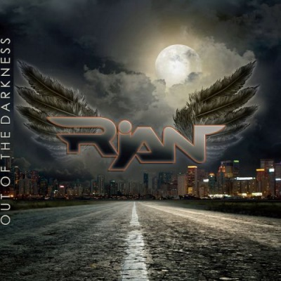Rian - Out of the Darkness cover (poster)