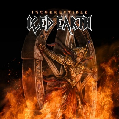 Iced Earth - Incorruptible Poster (cover)