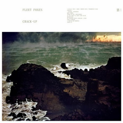 Fleet Foxes-Crack-Up cover (poster)