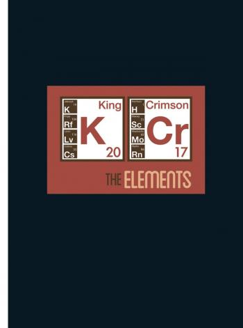 King Crimson - The Elements (2017 Tour Box) (2CD's) Poster (cover)
