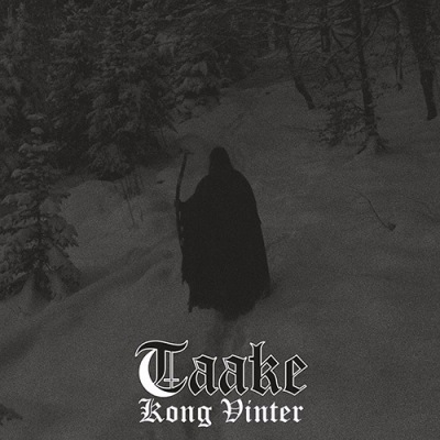 Taake - Kong Vinter Poster (cover)