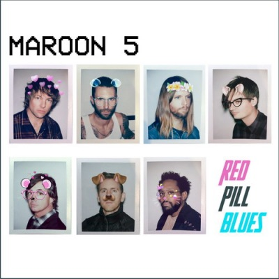 Maroon 5 - Red Pill Blues (Deluxe Edition) cover (poster)