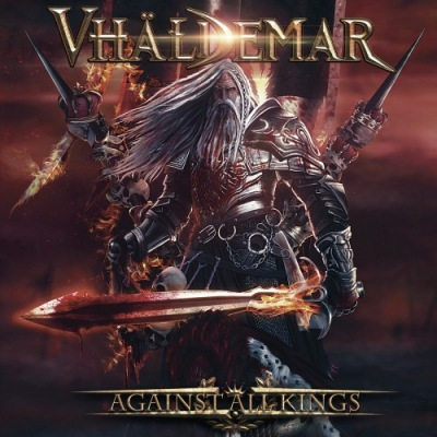 Vhäldemar - Against All Kings cover (poster)