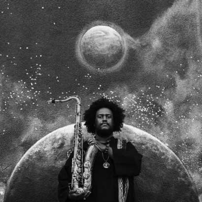 Kamasi Washington - The Epic Poster (cover)