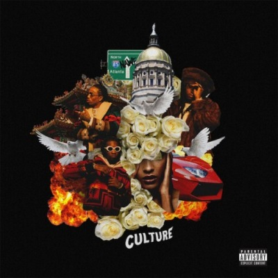 Migos - «CULTURE» Poster (cover)