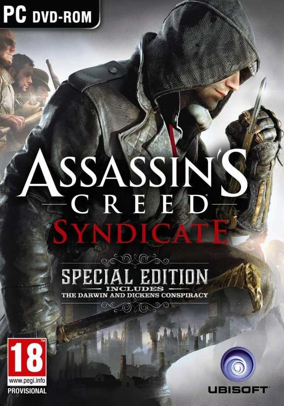 Assassin's Creed: Syndicate – Gold Edition [RePack] Poster (cover)