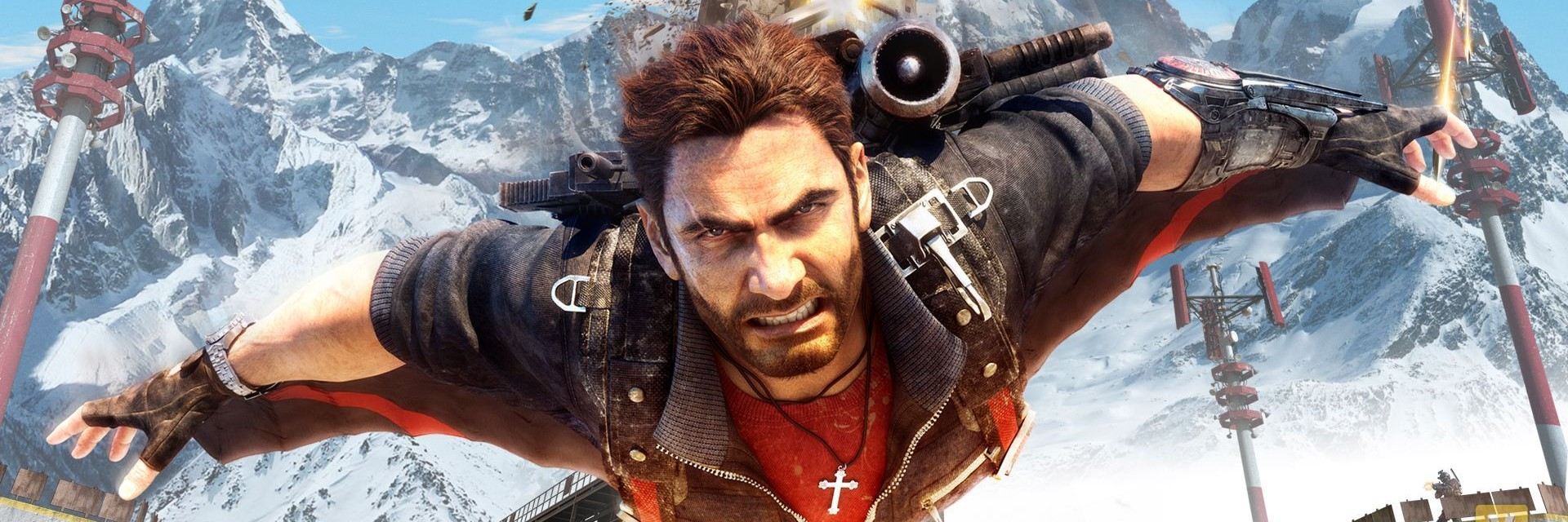 Just Cause 3 [XL Edition] cover
