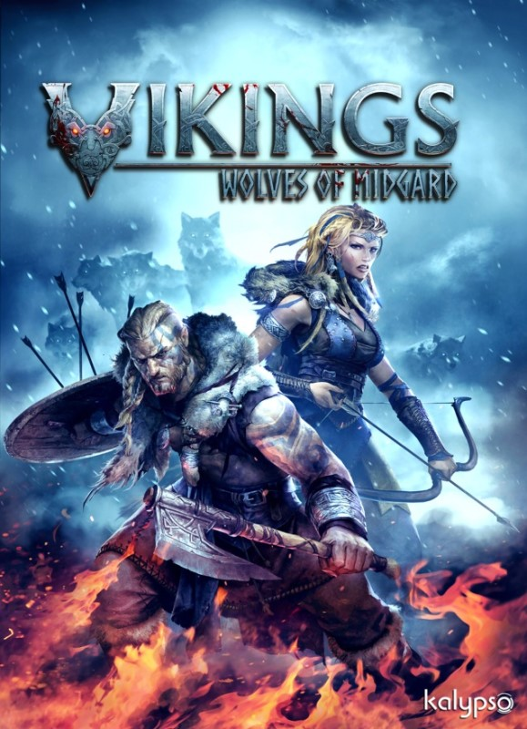 Vikings - Wolves of Midgard [RePack] cover (poster)