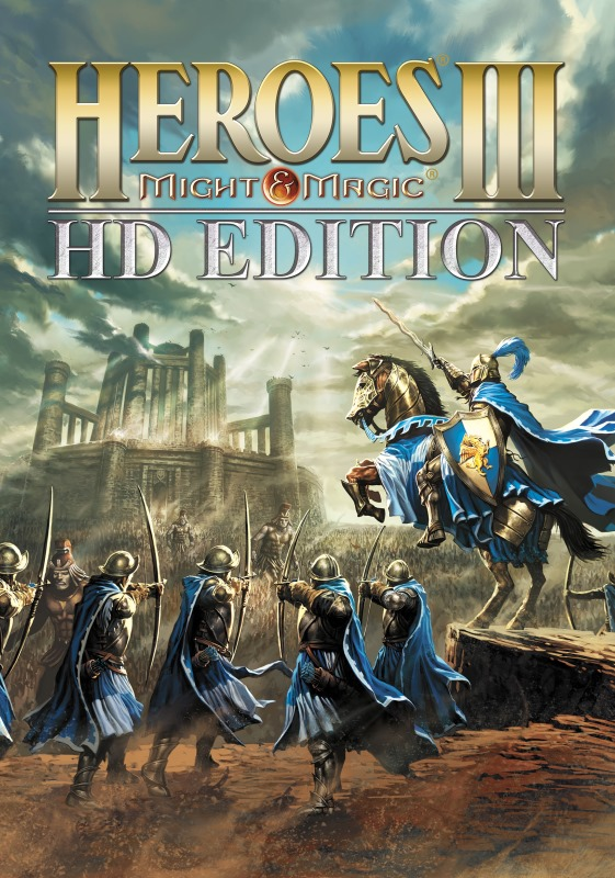 Heroes of Might and Magic 3 - HD Edition Poster (cover)