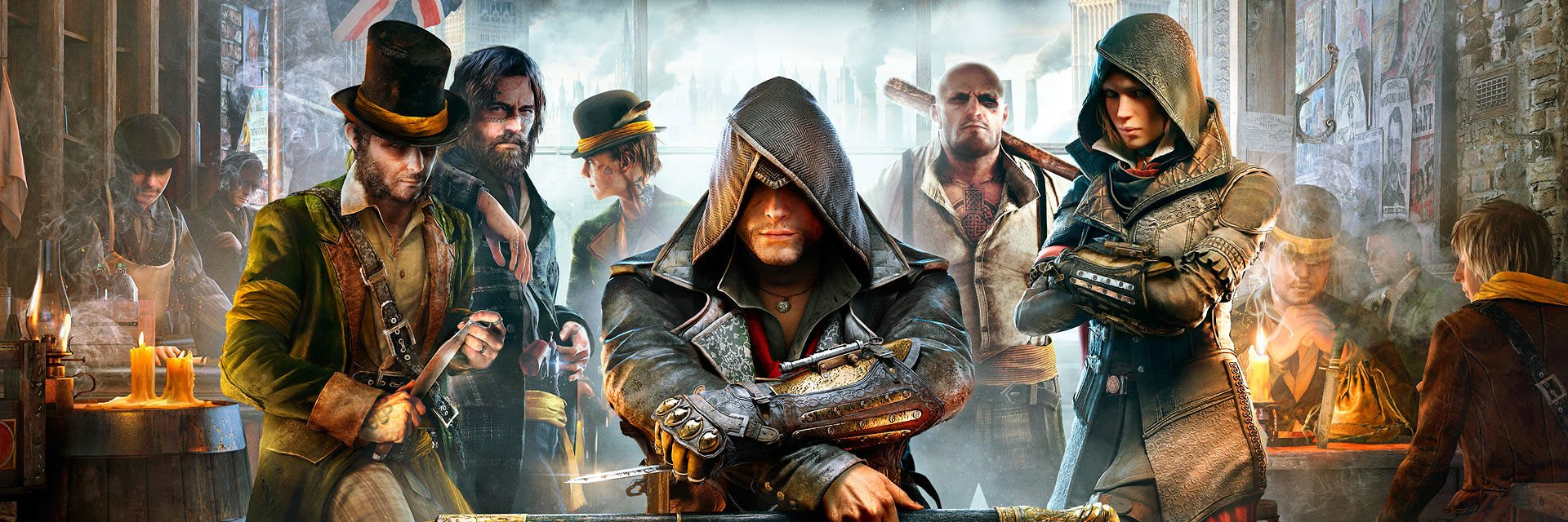 Assassin's Creed: Syndicate – Gold Edition [RePack] cover