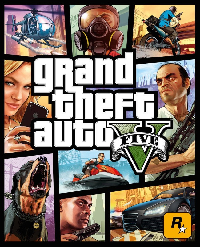 Grand Theft Auto V / GTA 5 [RePack] cover (poster)