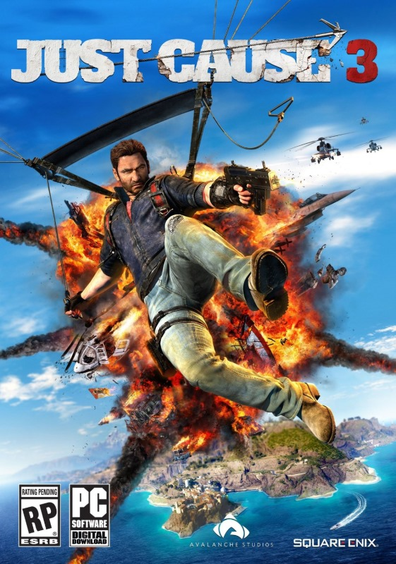 Just Cause 3 [XL Edition] cover (poster)