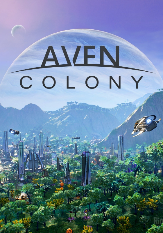 Aven Colony [RePack] cover (poster)