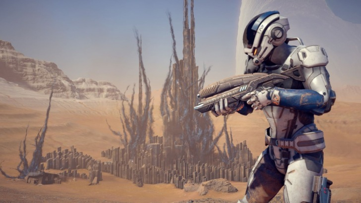 Download Torrent Mass Effect Andromeda: Super Deluxe Edition [RePack] for PC screenshot #7