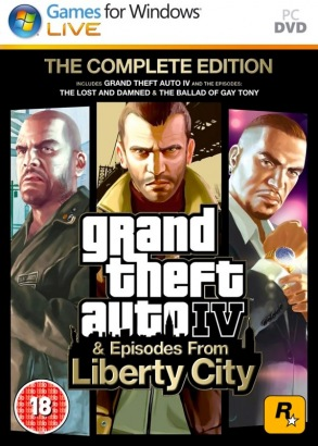 Grand Theft Auto IV: The Complete Edition [RePack] Poster (cover)