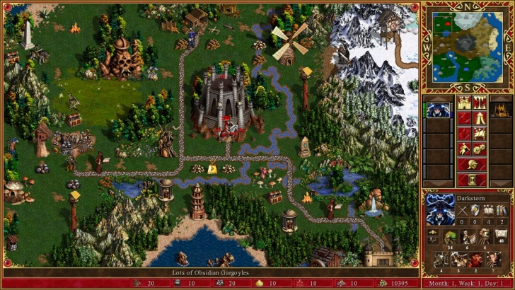 Download Torrent Heroes of Might and Magic 3 - HD Edition for PC screenshot #4
