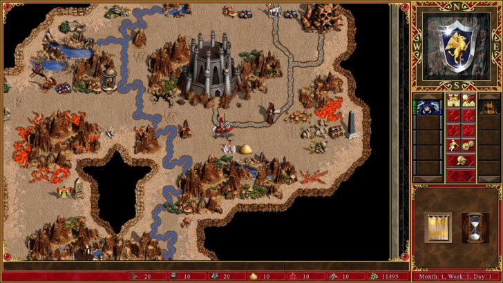 Download Torrent Heroes of Might and Magic 3 - HD Edition for PC screenshot #8