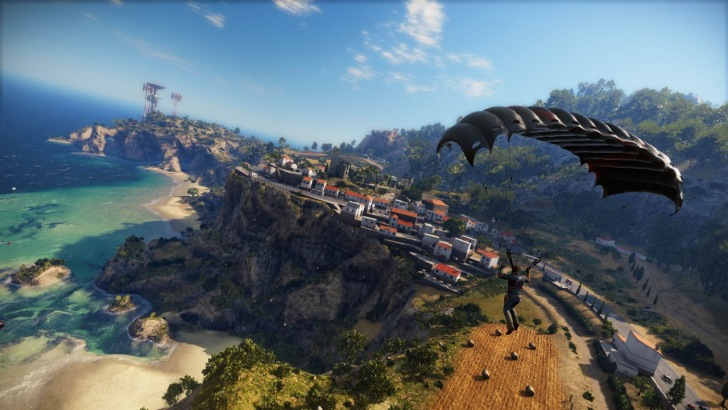 Download Torrent Just Cause 3 [XL Edition] for PC screenshot #10