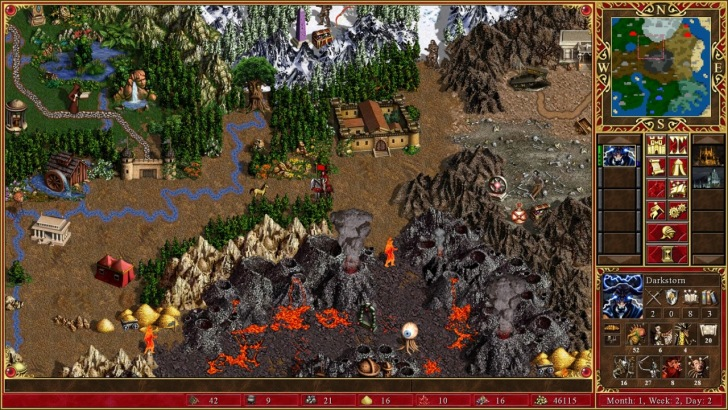 Download Torrent Heroes of Might and Magic 3 - HD Edition for PC screenshot #7
