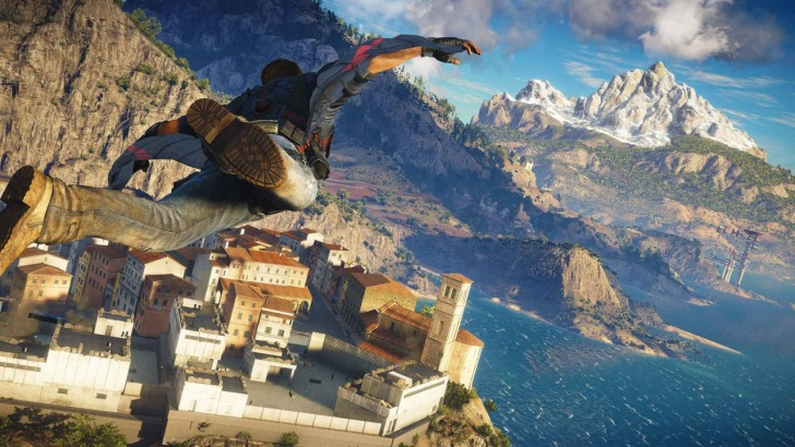Download Torrent Just Cause 3 [XL Edition] for PC screenshot #5