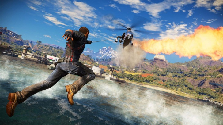 Download Torrent Just Cause 3 [XL Edition] for PC screenshot #8