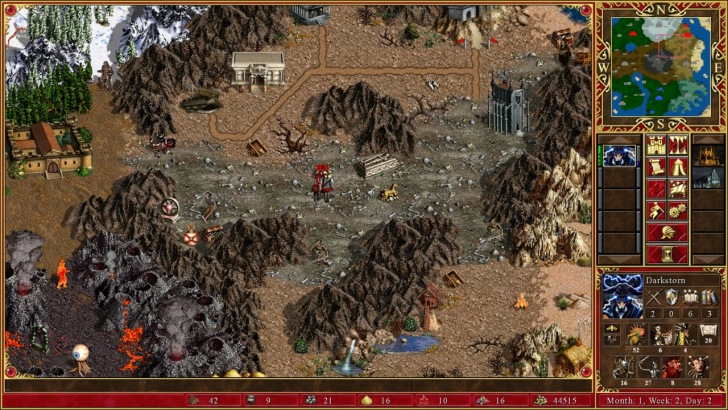 Download Torrent Heroes of Might and Magic 3 - HD Edition for PC screenshot #9