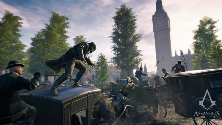 Download Torrent Assassin's Creed: Syndicate – Gold Edition [RePack] for PC screenshot #4