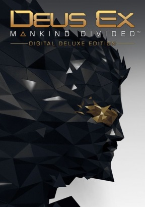 Deus Ex: Mankind Divided - Digital Deluxe Edition [RePack] Poster (cover)