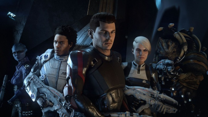 Download Torrent Mass Effect Andromeda: Super Deluxe Edition [RePack] for PC screenshot #2
