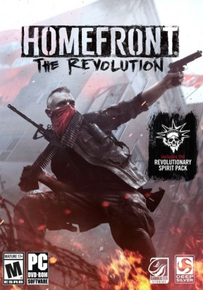Homefront: The Revolution - Freedom Fighter Bundle Poster (cover)