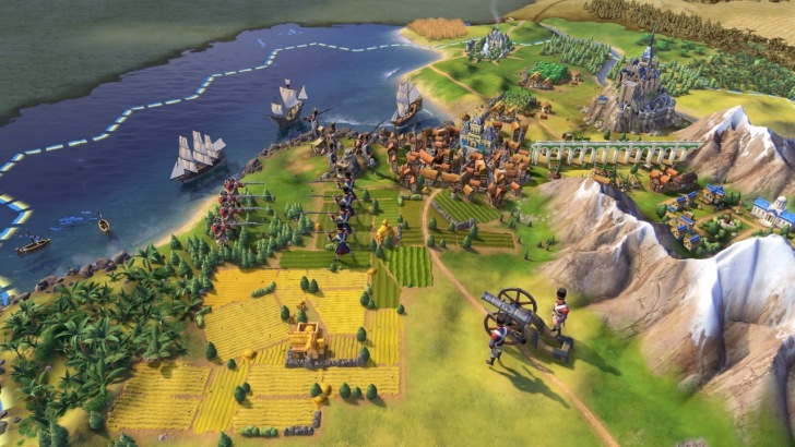 Download Torrent Sid Meier's Civilization VI [RePack] for PC screenshot #4