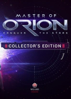Master of Orion: Collector's Edition (GOG) cover (poster)