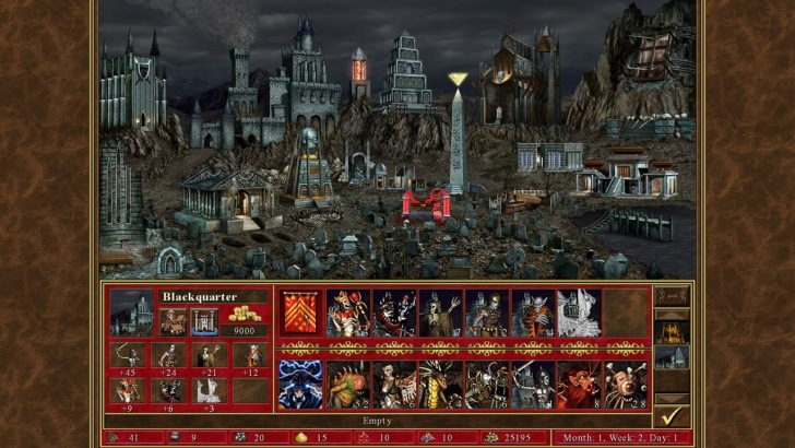 Download Torrent Heroes of Might and Magic 3 - HD Edition for PC screenshot #3