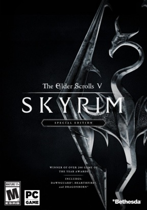 The Elder Scrolls V: Skyrim Special Edition [RePack] cover (poster)