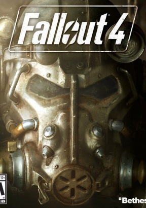 Fallout 4 [RePack] Poster (cover)