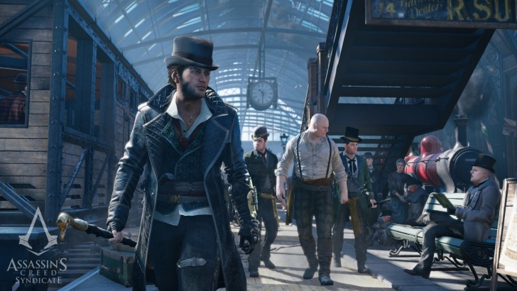 Download Torrent Assassin's Creed: Syndicate – Gold Edition [RePack] for PC screenshot #1