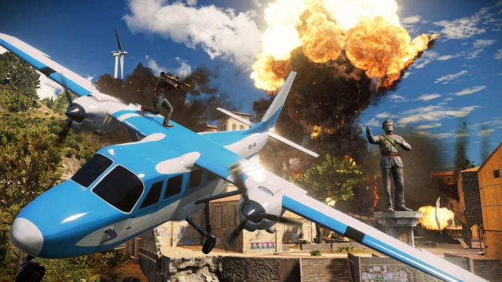 Download Torrent Just Cause 3 [XL Edition] for PC screenshot #3
