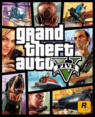 Grand Theft Auto V / GTA 5 [RePack] Poster (cover)
