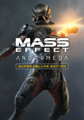 Mass Effect Andromeda: Super Deluxe Edition [RePack] Poster (cover)