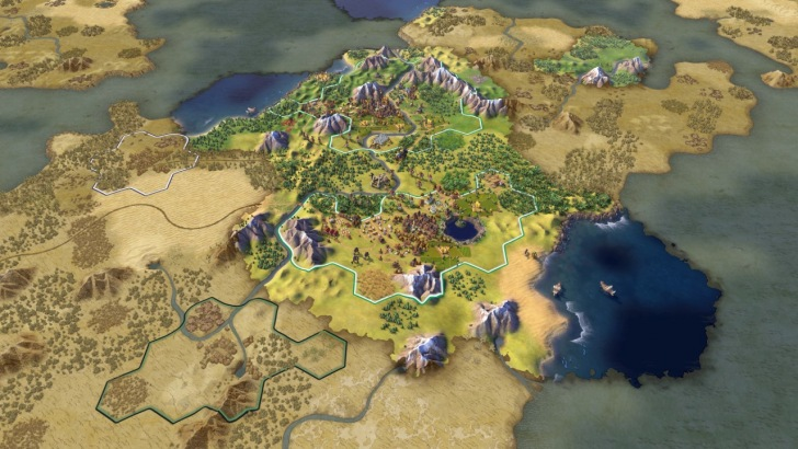 Download Torrent Sid Meier's Civilization VI [RePack] for PC screenshot #2